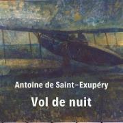 Cover-Bild zu Vol de nuit (eBook) von Saint-Exupéry, Antoine de