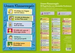 Cover-Bild zu Unsere Klassenregeln von Redaktionsteam Verlag an der Ruhr