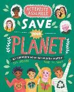 Cover-Bild zu Hoare, Ben: Activists Assemble - Save Your Planet