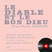Cover-Bild zu Le diable et le bon Dieu (Audio Download) von Sartre, Jean Paul