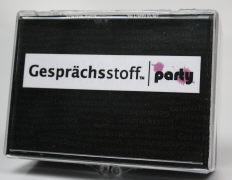 Cover-Bild zu Gesprächsstoff Party