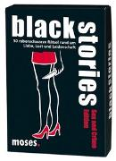Cover-Bild zu black stories - Sex and Crime Edition