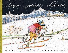 Cover-Bild zu Der grosse Schnee