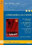 Cover-Bild zu »Schmerzverliebt« im Unterricht von Hudemann, Katja