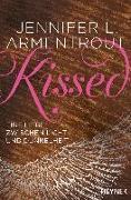 Cover-Bild zu Kissed - Eine Liebe zwischen Licht und Dunkelheit