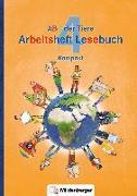 Cover-Bild zu ABC der Tiere 4 - Arbeitsheft Lesebuch Kompakt von Drecktrah, Stefanie
