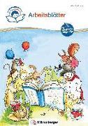 Cover-Bild zu Zeit für Geschichten - 3-fach-differenziert - Arbeitsblätter zu den Leseheften 1 - 10 (Stufe A, B, C) von Erdmann, Bettina