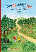 Cover-Bild zu Tiergeschichten mit Mia und Mio - Band 4 von Erdmann, Bettina