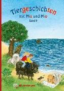 Cover-Bild zu Tiergeschichten mit Mia und Mio - Band 9 von Erdmann, Bettina
