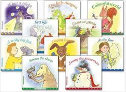 Cover-Bild zu Time for stories, Heft 1 bis 10, Kennenlernpaket von Erdmann, Bettina