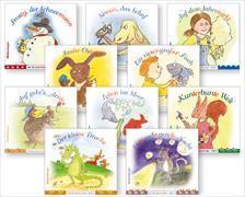 Cover-Bild zu Zeit für Geschichten - Heft 1 bis 10, Kennenlernpaket von Erdmann, Bettina