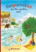 Cover-Bild zu Tiergeschichten mit Mia und Mio - Band 5 von Erdmann, Bettina