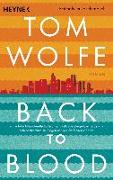 Cover-Bild zu Wolfe, Tom: Back to Blood