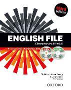 Cover-Bild zu English File third edition: Elementary: MultiPACK B von Oxenden, Clive