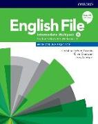 Cover-Bild zu English File: Intermediate: Student's Book/Workbook Multi-Pack B von Latham-Koenig, Christina