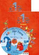 Cover-Bild zu ABC der Tiere 1 - Arbeitsheft, Kompakt · Neubearbeitung von Kuhn, Klaus