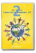 Cover-Bild zu ABC der Tiere 2 - Lieder und Kontrastpaare · Neubearbeitung von Kuhn, Klaus