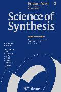 Cover-Bild zu Science of Synthesis: Houben-Weyl Methods of Molecular Transformations Vol. 2 (eBook) von Barbier-Baudry, D.
