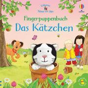 Cover-Bild zu Nina und Jan - Fingerpuppenbuch: Das Kätzchen von Taplin, Sam