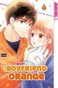 Cover-Bild zu Tamashima, Non: My Boyfriend in Orange 07