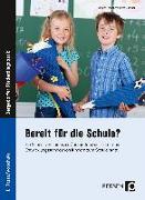 Cover-Bild zu Bereit für die Schule? von Probst, Holger