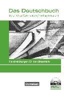 Cover-Bild zu Das Deutschbuch - Berufliches Gymnasium/Fachgymnasium, Ausgabe 2012, Handreichungen für den Unterricht mit CD-ROM von Dettinger, Ralf