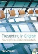 Cover-Bild zu Presenting in English von Powell, Mark