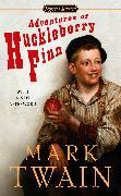 Cover-Bild zu Adventures of Huckleberry Finn von Twain, Mark