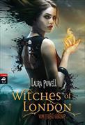 Cover-Bild zu Witches of London - Vom Teufel geküsst von Powell, L. R.
