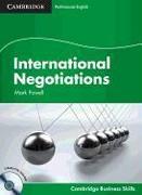 Cover-Bild zu International Negotiations. Student's Book von Powell, Mark