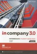 Cover-Bild zu In Company 3.0 Intermediate Level Student's Book Pack von Powell, Mark
