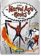 Cover-Bild zu Thomas, Roy: The Marvel Age of Comics 1961-1978. 40th Ed