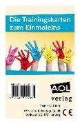 Cover-Bild zu Die Trainingskarten zum Einmaleins von Zwingli, Samuel