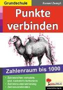 Cover-Bild zu Punkte verbinden 1000 (eBook) von Zwingli, Samuel