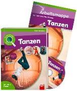 Cover-Bild zu Leselauscher Wissen: Tanzen (inkl. CD & Poster) / Set von Lipzig, Aileen van