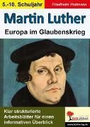Cover-Bild zu Martin Luther (eBook) von Heitmann, Friedhelm
