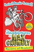 Cover-Bild zu Russell, Rachel Renée: Misadventures of Max Crumbly 3