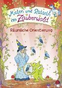 Cover-Bild zu Malen und Rätseln im Zauberwald - Räumliche Orientierung von Beurenmeister, Corina (Illustr.)