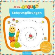 Cover-Bild zu Lernraupe - Schwungübungen von Wiesner, Angela (Illustr.)