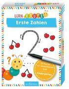 Cover-Bild zu Lernraupe - Erste Zahlen von Beurenmeister, Corina (Illustr.)