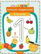 Cover-Bild zu Lernraupe - Ruckzuck weggewischt! Erste Zahlen von Beurenmeister, Corina (Illustr.)