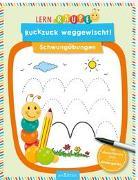 Cover-Bild zu Lernraupe - Ruckzuck weggewischt! Schwungübungen von Beurenmeister, Corina (Illustr.)