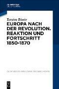 Cover-Bild zu Europa nach der Revolution von Riotte, Torsten