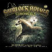Cover-Bild zu Sherlock Holmes Chronicles, Folge 49: Silver Blaze (Audio Download) von Doyle, Arthur Conan