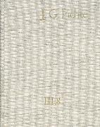 Cover-Bild zu Johann Gottlieb Fichte: Gesamtausgabe / Reihe III: Briefe. Band 8: Briefe 1812-1814; Anhang 1815-1818; Nachträge 1789-1810 (eBook) von Fichte, Johann Gottlieb