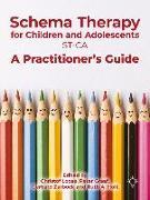 Cover-Bild zu Schema Therapy with Children and Adolescents von Graaf, Peter (Hrsg.)