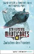 Cover-Bild zu Weber, David: Der Aufstieg Manticores: Zwischen den Fronten (eBook)