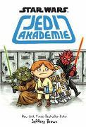 Cover-Bild zu Brown, Jeffrey: Star Wars Jedi Akademie
