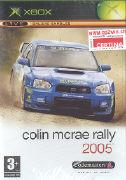 Cover-Bild zu colin mcRae rally 2005