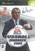 Cover-Bild zu FUSSBALL MANAGER 2005